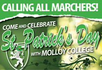Rockville Centre St. Patrick's Day Parade 2017