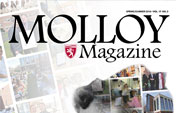 Molloy Magazine Current Issue